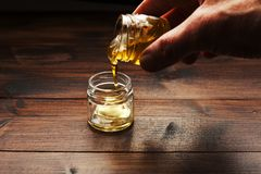 Honey The Nectar puro de dioses Imagen de archivo