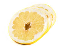 Honey pomelo slices Stock Photos