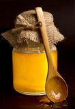 Honey pot Royalty Free Stock Image