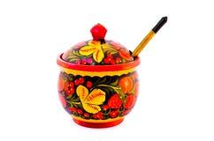 Honey pot Royalty Free Stock Photos