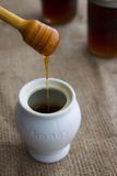Honey Pot royalty free stock photography