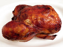 Honey Roasted Chicken Royalty Free Stock Photo