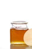 honey słoik Obrazy Stock