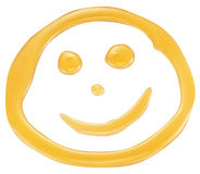 Honey smile face. Stock Images