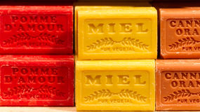 Honey Soap Imagen de archivo