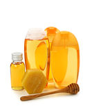 Honey spa Royalty Free Stock Photo