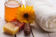Honey spa. Stock Photography