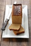 Honey spice bread , french ginger bread Stock Photography