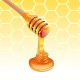 Honey Stick Imagenes de archivo