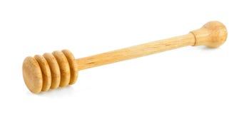 Honey Stick de madera Imagen de archivo