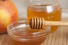 Honey stick Stock Photos