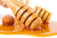 Honey sticks Royalty Free Stock Image