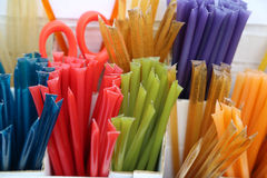 Honey Sticks Immagini Stock
