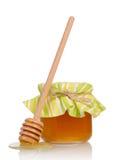 Honey still life Royalty Free Stock Photography