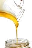 Honey stream Royalty Free Stock Photos