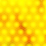 Honey styled background Stock Photos
