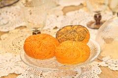 Honey Sweet Bread Fotografía de archivo