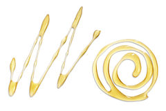 Free Honey Swirl Stock Photos - 43793553