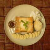 Honey Toast Imagenes de archivo
