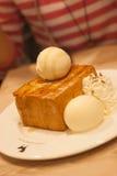 Honey Toast Stock Photography