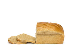 Honey Wheat Bread Loaf Royalty Free Stock Photos