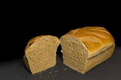 Honey Wheat Bread Loaf Royalty Free Stock Images