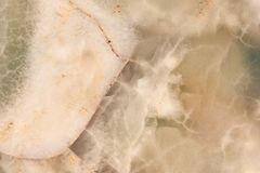 Honey yellow quartz texture, honey opal gemstone surface. Background royalty free stock image