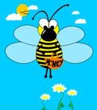 honeybee Obraz Stock