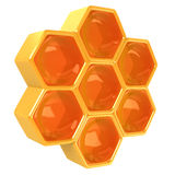 Honeybee Stock Photography