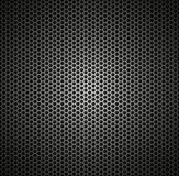 Honeycomb. Abstract pattern of metal in the form of honeycomb Royalty Free Stock Photo