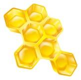 Honeycomb ilustracja wektor