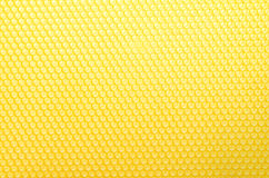 Honeycomb. Background image beeswax gold Royalty Free Stock Photo