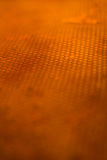 Honeycomb. Yellow Honeycomb with honey. Can be used as background Royalty Free Stock Photo