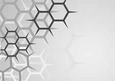 Honeycomb abstract  background Stock Photos