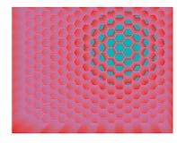 honeycomb abstrakcyjne Zdjęcie Stock