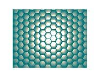 honeycomb abstrakcyjne Obraz Royalty Free