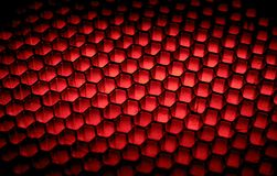 Honeycomb Background Royalty Free Stock Photos
