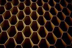 Honeycomb background Royalty Free Stock Images