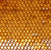 Honeycomb background Stock Image