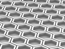 Honeycomb. Background Stock Image