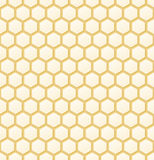honeycomb background seamless Royalty Free Stock Photography