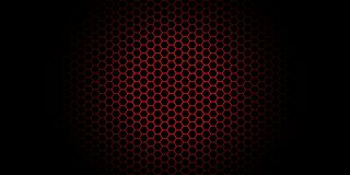 Wallpaper Honeycomb Background. Vector Illustration of Geometric Hexagons Background royalty free illustration