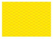Honeycomb bee Stock Photo
