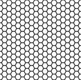 honeycomb bezszwowy Obraz Royalty Free