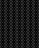 honeycomb bezszwowy deseniowy Obraz Stock