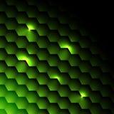 Honeycomb bezszwowy deseniowy tło ilustracja wektor