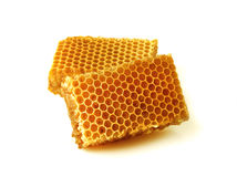 Honeycomb close up Royalty Free Stock Image