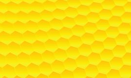 Honeycomb design. Background texture with honeycomb design Stock Images