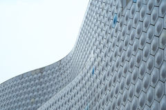Honeycomb Designs of Exterior Wall Royalty Free Stock Images