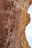 Honeycomb gorge, Kennedy Ranges National Park, Western Australia Stock Image